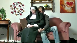 Check out what German Nun doing after church mass