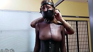 Lt16 ccm belt bound and muzzled