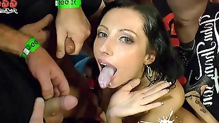 DP GGG Babes Want All Holes Filled - Compilation